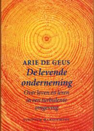 De levende onderneming, Arie de Geus
