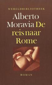 De reis naar Rome, Alberto Moravia