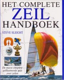 Het complete zeil handboek, Steven Sleight