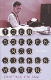 Toen boeken nog boeken waren, Jonathan Galassi