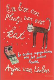 En hier een plaatje van kat, Arjen van Veelen