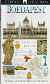 Capitool reisgidsen Boedapest, Tadeusz Olszanski en Barbara Olszanska
