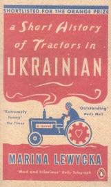 A Short History of Tractors in Ukrainian, Marina Lewycka