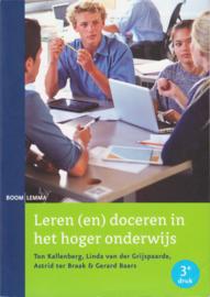Leren (en) doceren in het hoger onderwijs, Ton Kallenberg e.a.