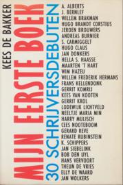Mijn eerste boek, Kees Bakker