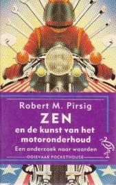 Zen en de kunst van het motoronderhoud, Robert M. Pirsig