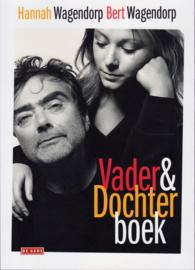 Vader & dochter boek, Hannah Wagendorp en Bert Wagendorp
