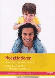 Pleegkinderen, Anne Maaskant en Anouk Reiders, NIEUW BOEK