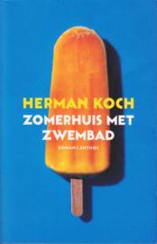 Zomerhuis met zwembad, Herman Koch