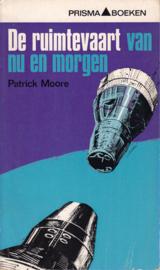 De ruimtevaart van nu en morgen, Patrick Moore
