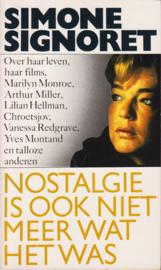 Nostalgie is ook niet meer wat het was, Simone Sigloret