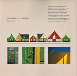 Kleurkaart Noord-Holland, Rob van Maanen