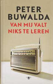 Van mij valt niks te leren, Peter Buwalda