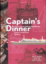 Captain's Dinner, Sandra van Berkum en Tal Maes
