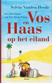 Vos en Haas op het eiland, Sylvia Vanden Heede