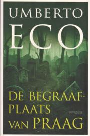 De begraafplaats van Praag, Umberto Eco
