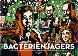 Bacteriënjagers, Afke van der Toolen en Erik Kriek