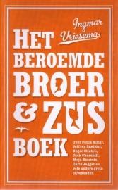 Het beroemde broer & zus boek, Ingmar Vriesema