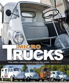Micro Trucks, Andrew Mort, NEW BOOK