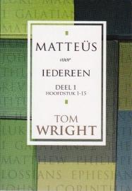 Matteüs voor iedereen, 2 delen, Tom Wright