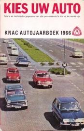 Kies uw auto, KNAC autojaarboek 1966
