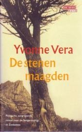 De stenen maagden, Yvonne Vera, NIEUW BOEK