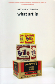 What Art Is, Arthur C. Danto