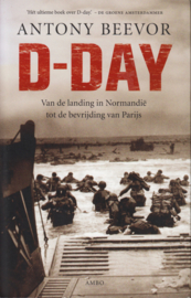 D-Day, Antony Beevor