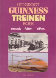 Het groot Guinness treinenboek, John Marshall