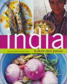 India — koken met passie, Manju Malhi