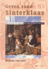 'Geven rond Sinterklaas', Mirjam van Leer