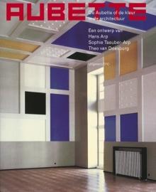 De Aubette of de kleur in de architectuur, NIEUW BOEK