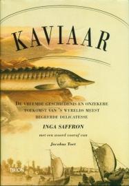 Kaviaar, Inga Saffron, NIEUW BOEK