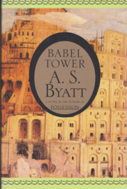 Babel Tower, A.S. Byatt