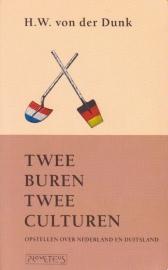 Twee buren, twee culturen, H.W. von der Dunk