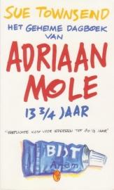'Het geheime dagboek van Adriaan Mole 13 ¾ jaar', Sue Townsend
