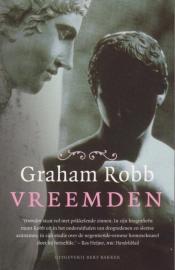 Vreemden. Graham Robb, NIEUW BOEK