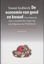 De economie van goed en kwaad, Tomáš Sedlácek
