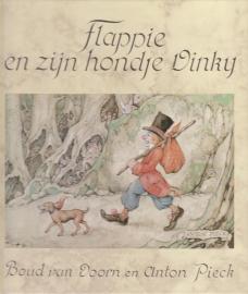 Flappie en zijn hondje Dinky, Boud van Doorn en Anton Pieck