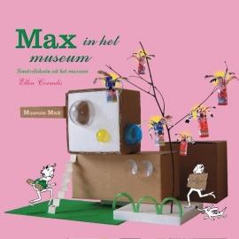 Max in het museum, Ellen Cornelis