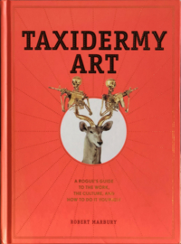 Taxidermy Art, Robert Marbury