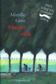 Virenzo en ik, Mireille Geus, NIEUW BOEK