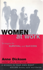 WOMEN at work, Anne Dickson