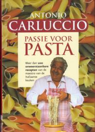 Passie voor pasta, Antonio Carluccio