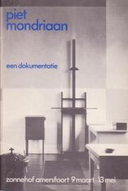 Piet Mondriaan, een dokumentatie, Zonnehof Amersfoort 9 maart-13 mei.