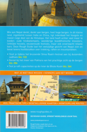 Rough Guide Nepal, James McConnachie en David Reed