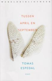 Tussen april en september, Tomas Espedal