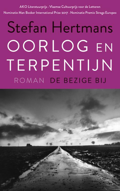 Oorlog en terpentijn, Stefan Hertmans