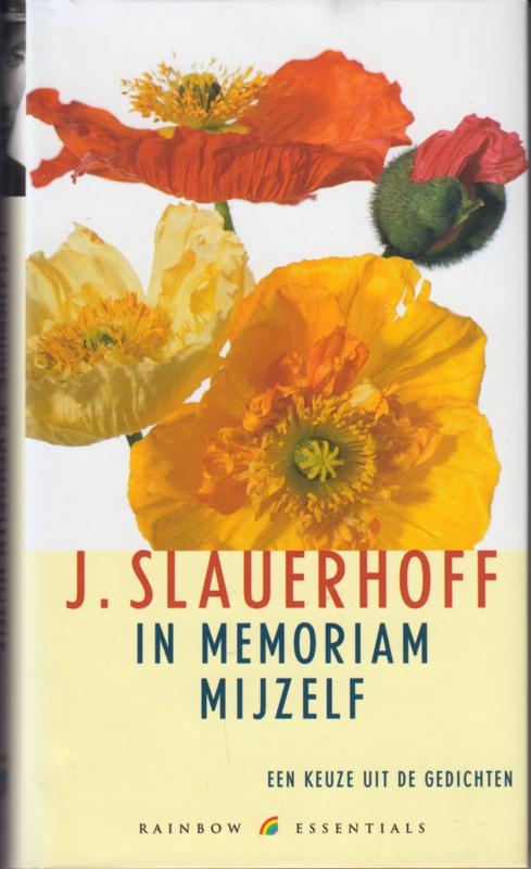 In Memoriam Mijzelf J Slauerhoff Poëzie Boekwinkelstip