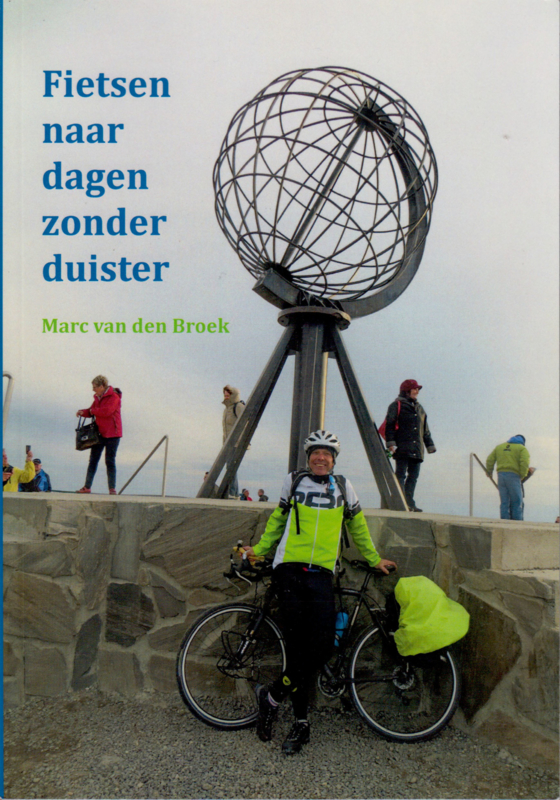 Fietsen naar dagen zonder duister, Marc van den Broek